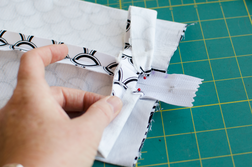sew-over-zipper